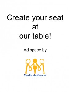 Media duMonde is your global Ad Partner!